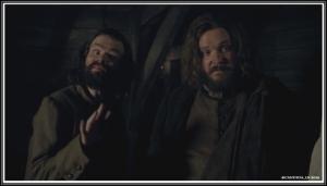 Angus and Rupert